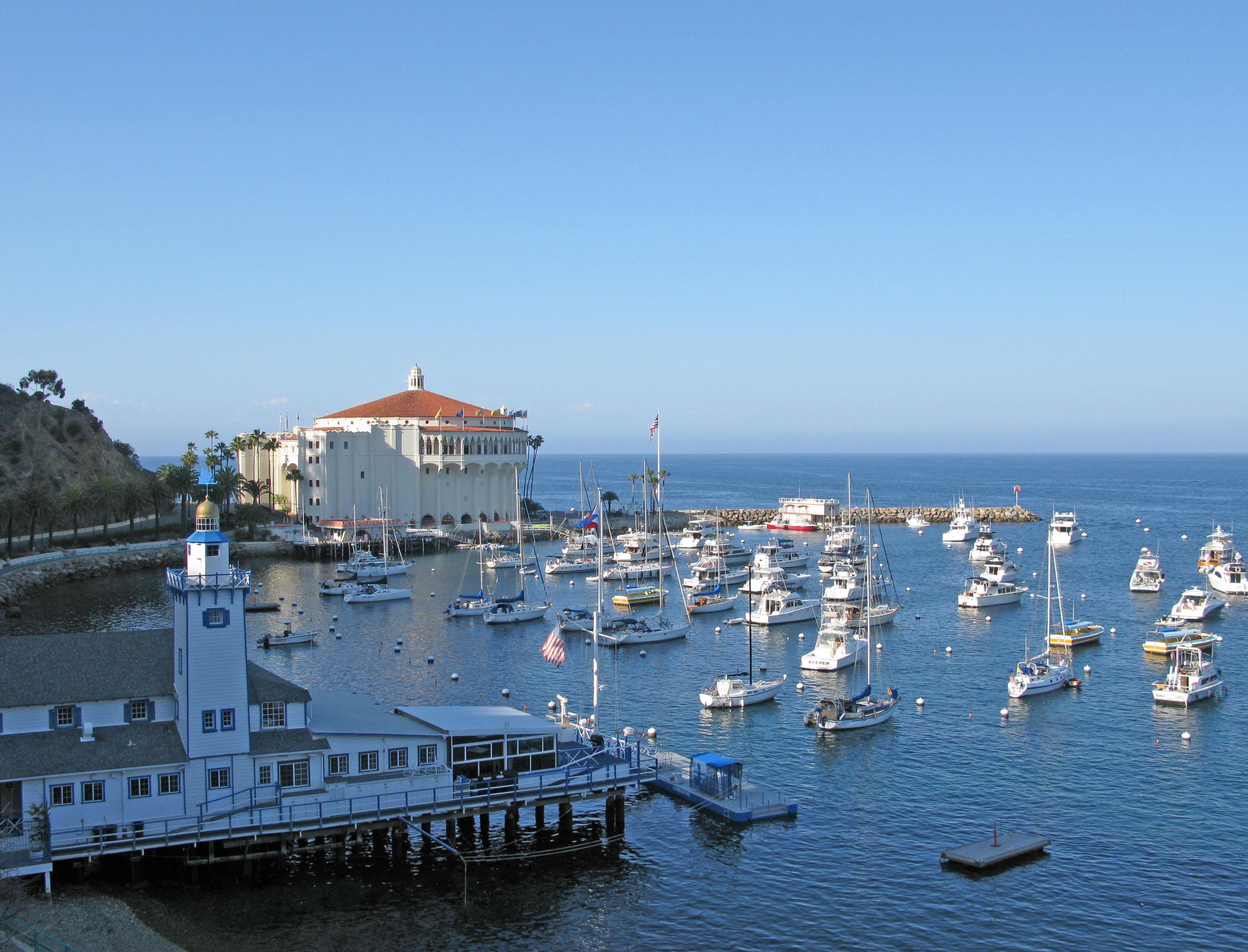 Santa Catalina Island   Sailing with Patty